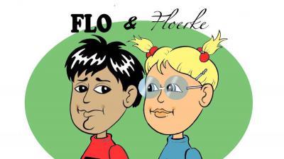 De zomer van Flo&Floerke -